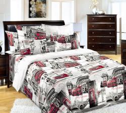 Купить постельное белье из бязи «Лондон 1» в Пензе